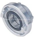 """STORZ REDUCER COUPLING 75-B / FT 3"""" STEEL CORE"""