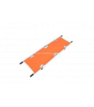 FIRERESCUE TWO FOLDABLE STRETCHERS