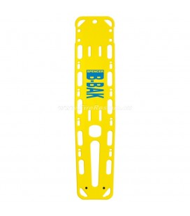 SPENCER SPINEBOARD B-Bak MIT PINS