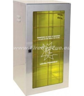 FIRE EXTINGUISHER EASY CABINET 4-6 KG/L WITH KEY