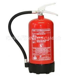 PII FIRE EXTINGUISHER D POWDER 6 KG