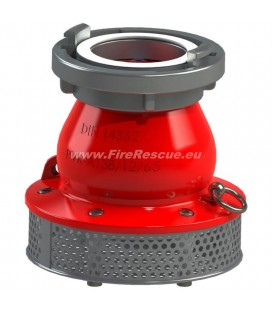 SUCTION STRAINER WITH NON-RETURN VALVE