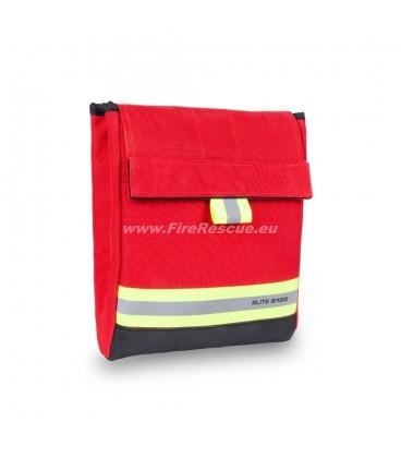 ELITE BAGS EMERGENCY RELEASE'S FUSSTASCHE - ROT