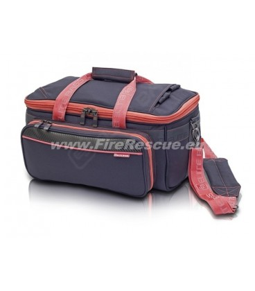 ELITE SPORT THERAPY BAG GP'S - GREY/PINK
